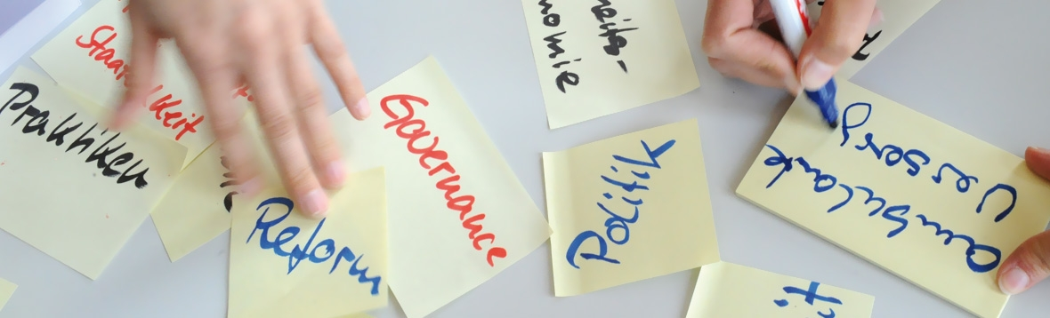 Brainstorming - Stickies