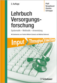 Lehrbuch Versorgungsforschung is published