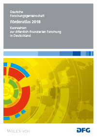Funding Atlas 2018 - German Research Foundations